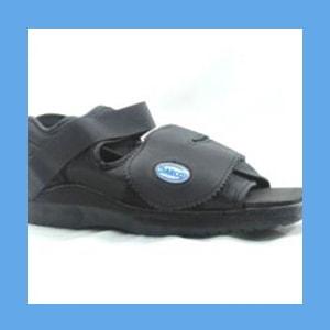 DARCO Surgical Shoe, Square Toe surgical shoe, Darco, square toe design, rocker sole