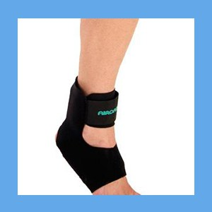 Aircast AirHeel aircast airheel, interconnected aircells, pulsating compression