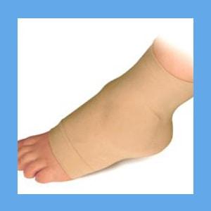 Silipos Malleolar Gel Sleeve #15005 1/Pkg. gel sleeve, malleolar, cushions, mild compression