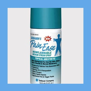 Pain Ease Spray topical anesthetic, spray, Pain Ease