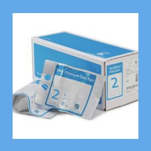 "Ossur Techform Premium Fiberglass Cast Tape, White 2"" fiberglass, casting tape, Techform, Ossur"