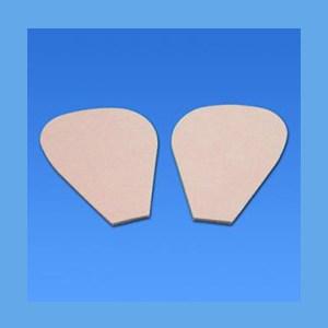 """Adhesive Metatarsal Pad #106A, 1/8"""" Felt pad, metatarsal, cushion, ease foot pain, metatarsal"""