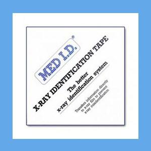 MED I.D. X-Ray Identification Tape 25 Foot Roll X-Ray I.D. Tape