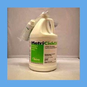 MetriCide 28 Day, 1 Gal High-Level Disinfectant and Sterilant