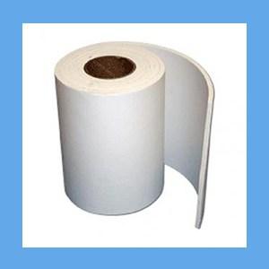 """White Adhesive Felt, 1/4"""" x 6"""" x 2.5 yds adhesive felt, white, stirrups"""