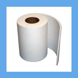 "White Adhesive Foam, 1/8"" adhesive foam"