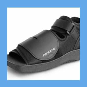 Don Joy - Procare Post-Op Surgical Shoe, Square Toe Post Op Shoe