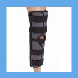 "Procare 3-Panel Knee Splint, 14"" knee splint"