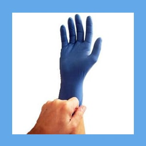 Emerald Vinyl Exam Gloves, Powder Free, Non-Sterile  Emerald Vinyl Exam Gloves, Powder Free, Non-Sterile