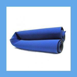 "Spenco Bulk Roll 1/16""  42""x48"" Blue Spenco Bulk Roll 1/16"" 42""x48"" blue"