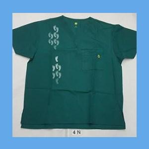 Wonder Wink Scrub Top Neo Matrix I Hunter Green OVERSTOCK Scrubs Top Neo Matrix I Hunter Green