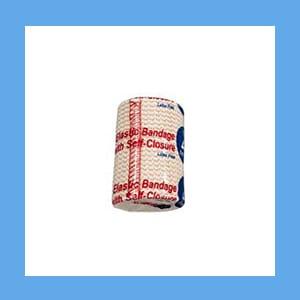 """DynarexElastic Bandage with Self-Closure - 3"""" x 5 yds elastic bandage, velcro, premium, Dynarex"""
