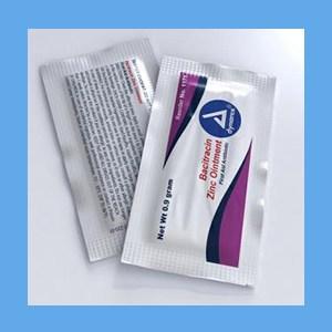 Dynarex Bacitracin Zinc Ointment (.9 grams x 144)  Bacitracin Zinc Ointment (.9 grams x 144)