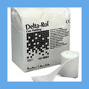 "Delta-Rol Cast Padding, 3"" Sterile 20/pack cast padding"
