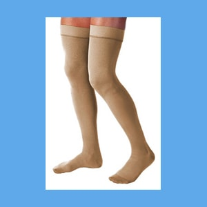 bce3b01f9383d JOBST® Relief™ Closed Toe Thigh High Compression Stockings with ...